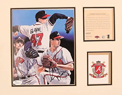 Tom Glavine Autographed Signed 8x10 Photo Picture Baseball Braves Beckett Coa Professional Design Baseball-mlb Autographs-original