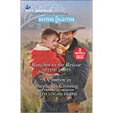 Rancher to the Rescue and A Cowboy in Shepherd's Crossing