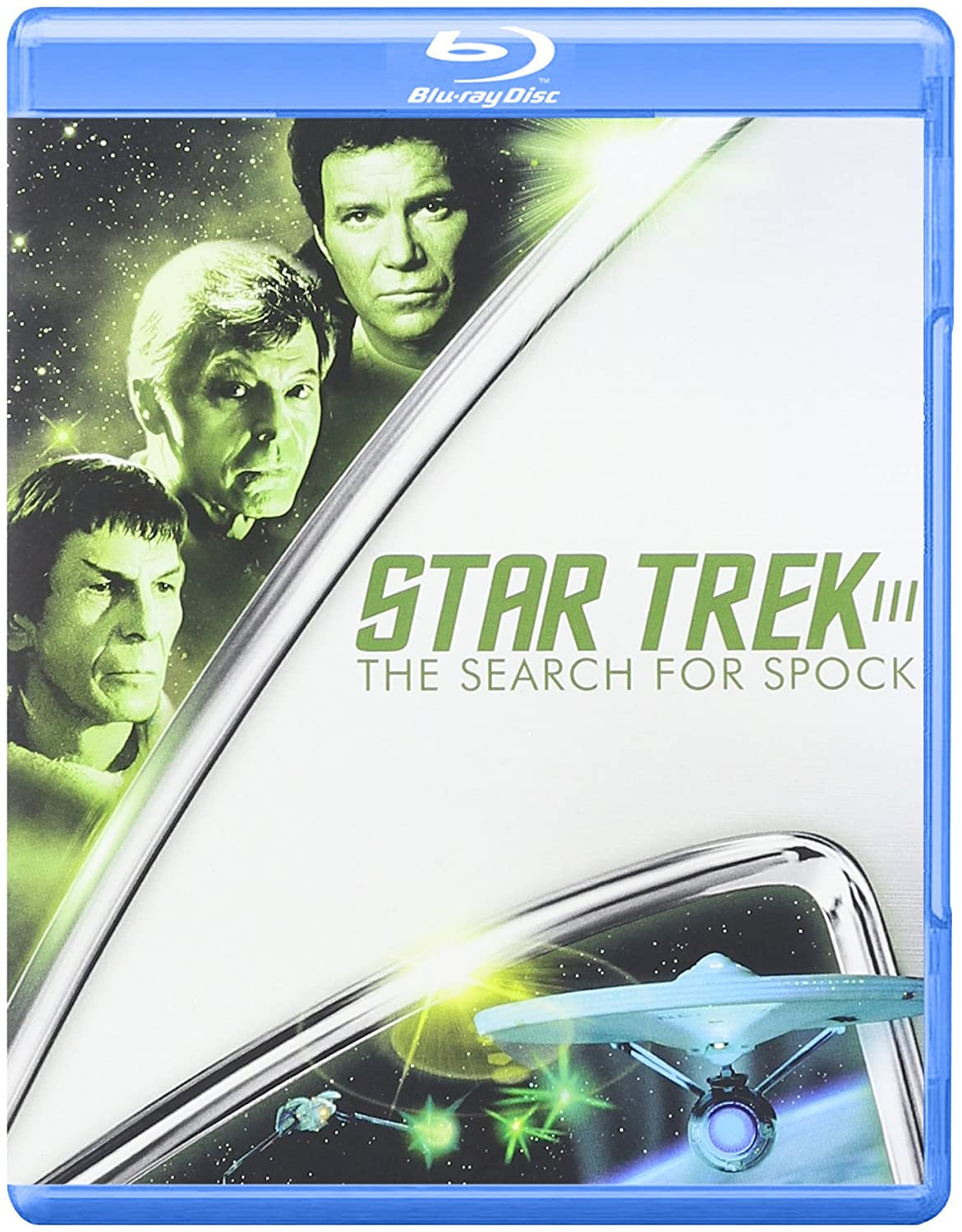 Star Trek III:The Search for Spock [Blu-ray]