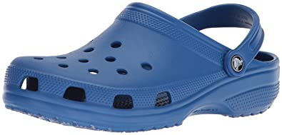4c3500b955d149 crocs Women s Classic Mule Blue Jean - 4 US Men  6 US Women M US