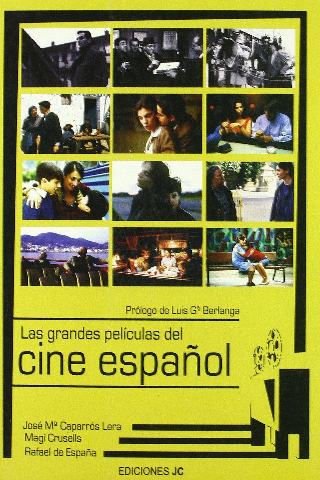 Las grandes películas del cine español (Clásicos): Amazon.es ...