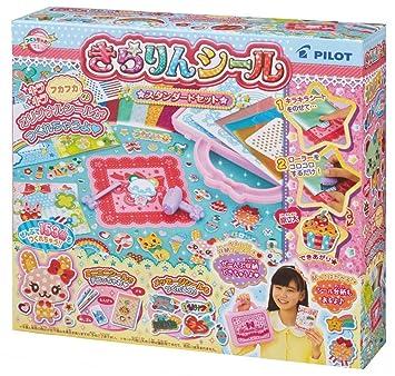 c0fcf8d89dcdee Amazon | きらりんシール スタンダードセット | おもちゃ | おもちゃ