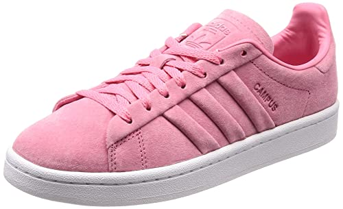 info for 30771 743c8 adidas Originals Womens Campus Stitch and Turn W ChapnkChapnkGoldmt  Sneakers - 7