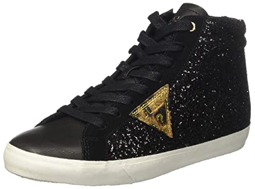 TG.38 Guess Holly Sneaker a Collo Alto Donna
