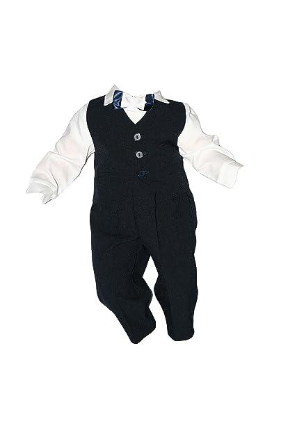 taufanzug bebé niño niños Bautizo Traje Boda Trajes Fijo Traje, 4 ...