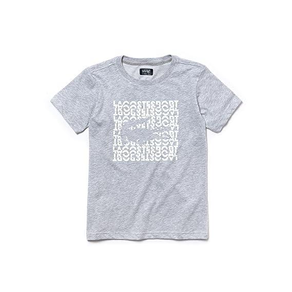 Lacoste Camiseta para Niños: Amazon.es: Ropa y accesorios
