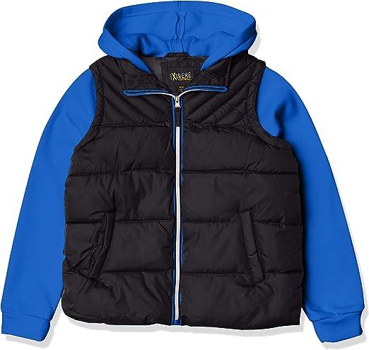 iXtreme boys Midweight Vest 2fer Jacket
