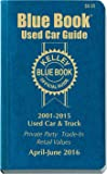 Kelley Blue Book Consumer Guide Used Card Edition: Consumer Edition (Kelley Blue Book Used Car Guide Consumer Edition)