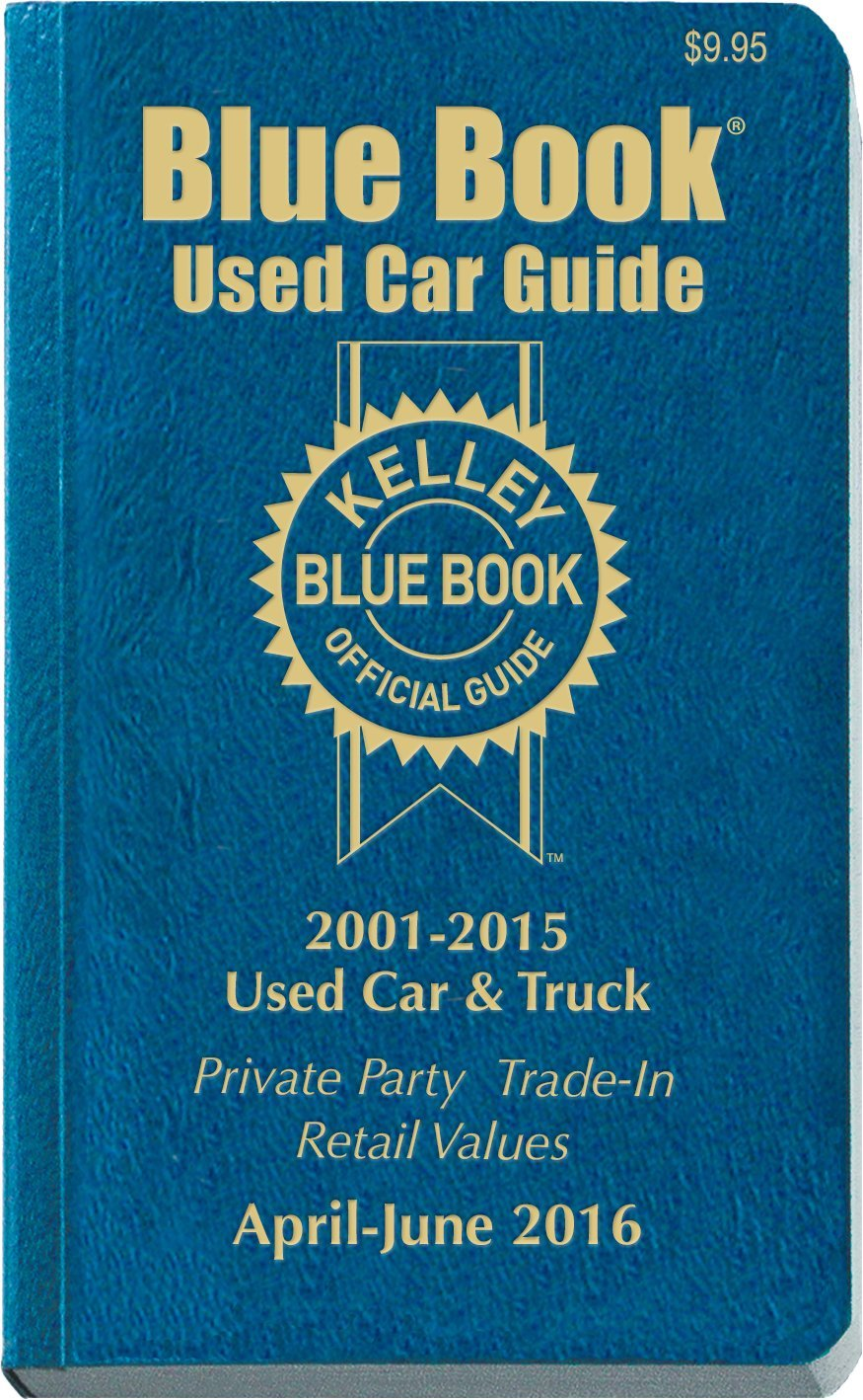 Kelley Blue Book Consumer Guide Used Card Edition Consumer Edition