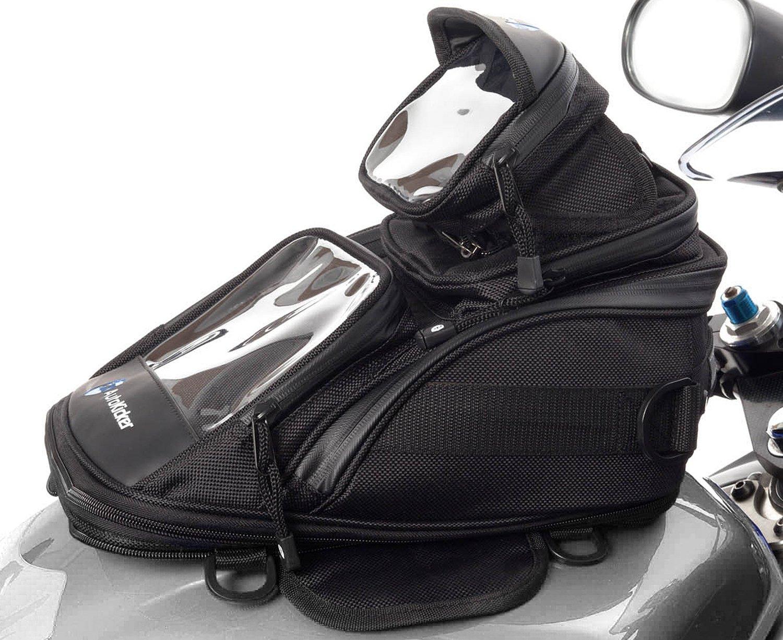 Autokicker® WanderLust GPS Travel Tank Bag For Motorbikes and Motorcycles Autokicker® AKWLGPSTB