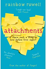 Attachments: Is there such a thing as love before first sight? The romantic comedy we all need to read in 2021 Kindle Edition