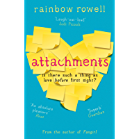 Attachments: Is there such a thing as love before first sight? The romantic comedy we all need to read in 2020