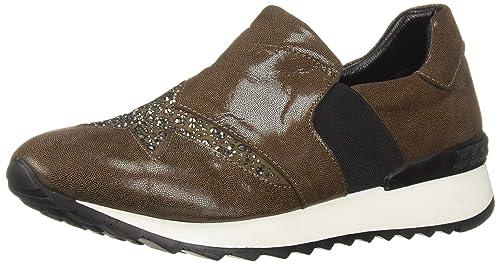 BOBERCK Colección Brooklyn Zapatillas de Moda de Cuero Natural para Mujer: Amazon.es: Zapatos y complementos