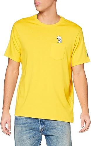 TALLA S Alto. Levi's Relaxed Fit Pocket tee Camiseta para Hombre