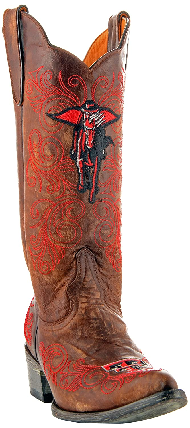 new style 0fda3 2c501 Details about Gameday Boots NCAA Womens Ladies 13 inch Texas Tech University