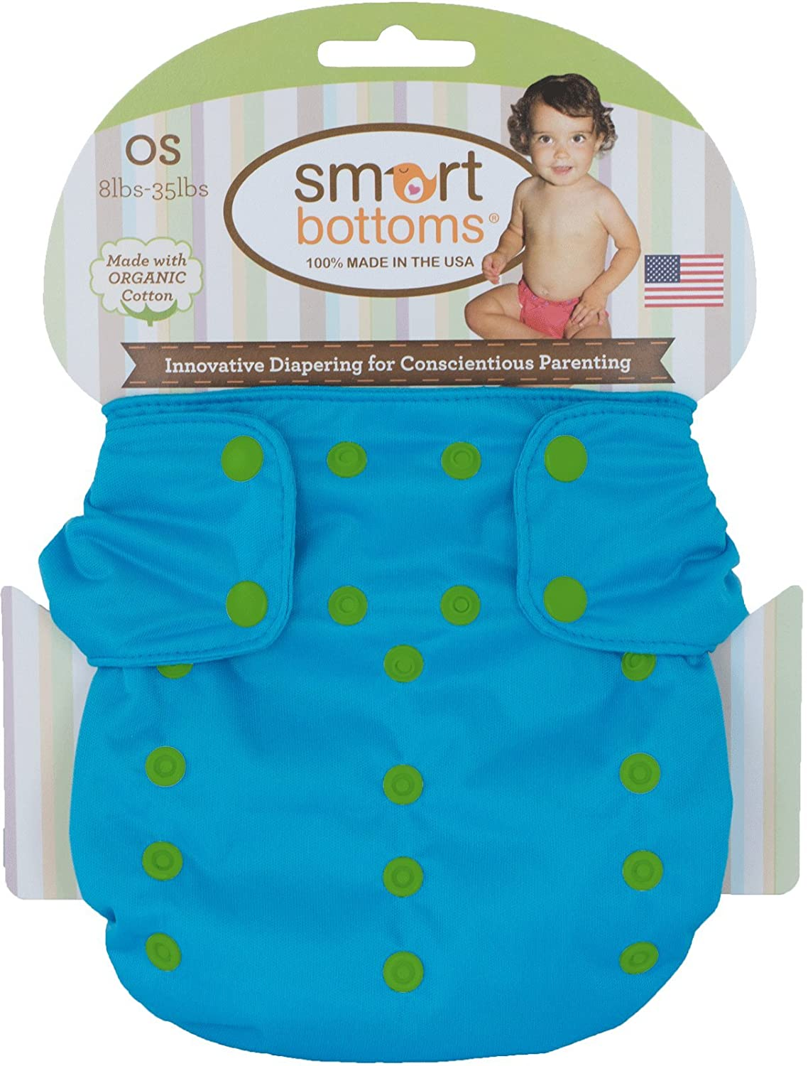 Top 7 Best Cheap AIO Cloth Diapers For Your Baby (2020) 7