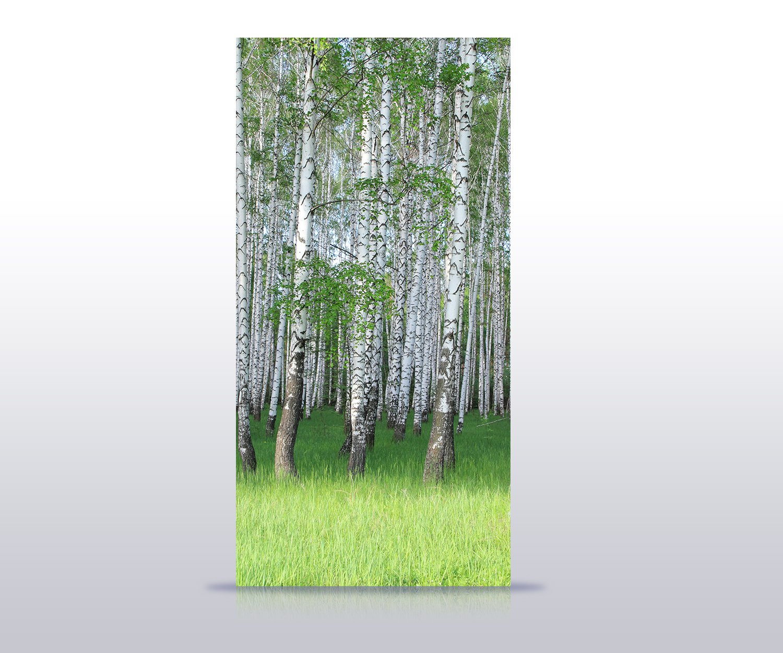 B x H wandmotiv24 T/ürtapete S/äulen tropischer Wasserfall Tapete T/ür T/üraufkleber T/ürbild Aufkleber M0596 70 x 200cm - Papier