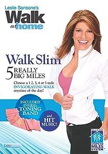 Leslie Sansone: Walk Slim - 5 Really Big Miles with Free Toning Band