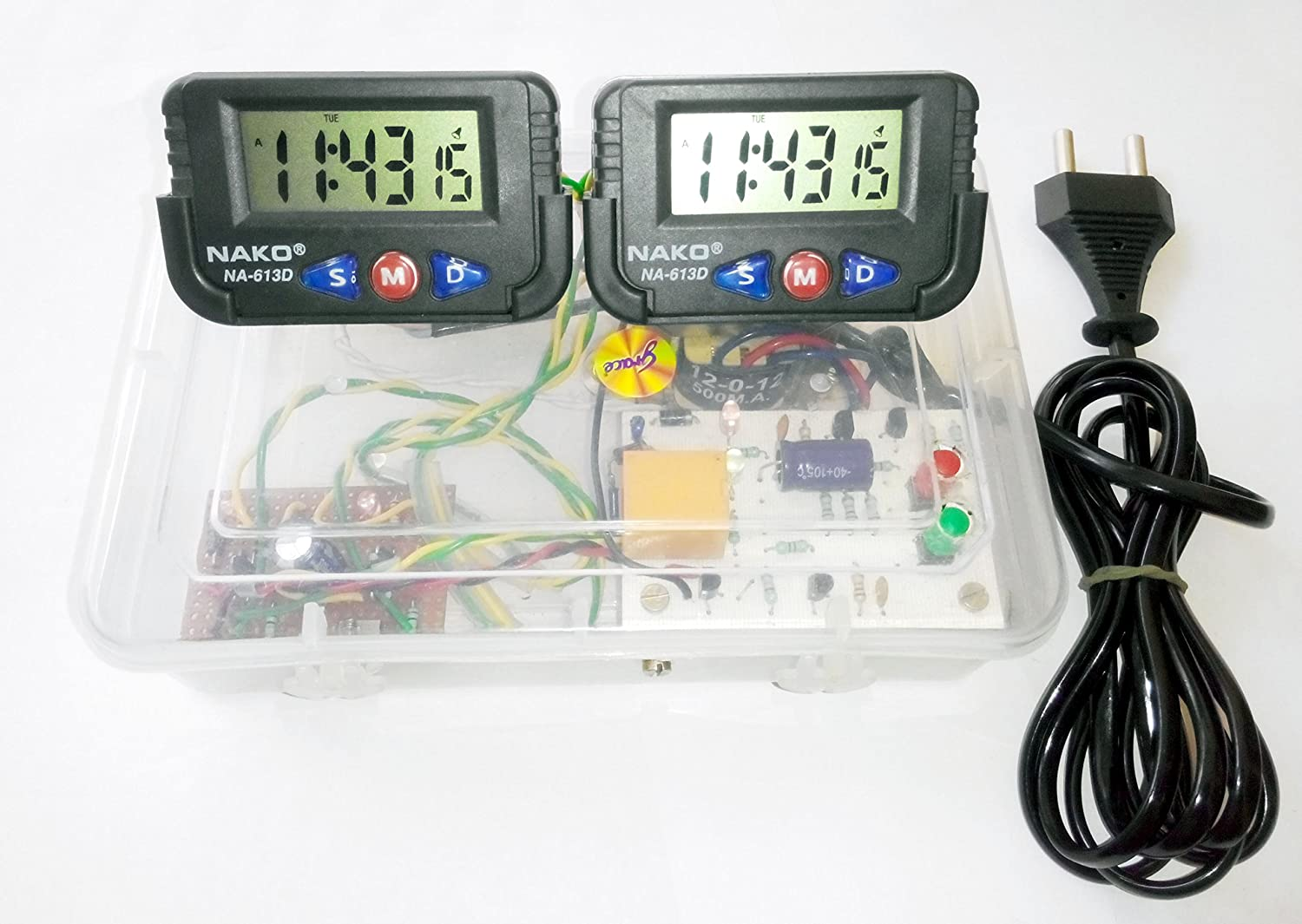 buy pke digital on off timer switch circuit project online at low