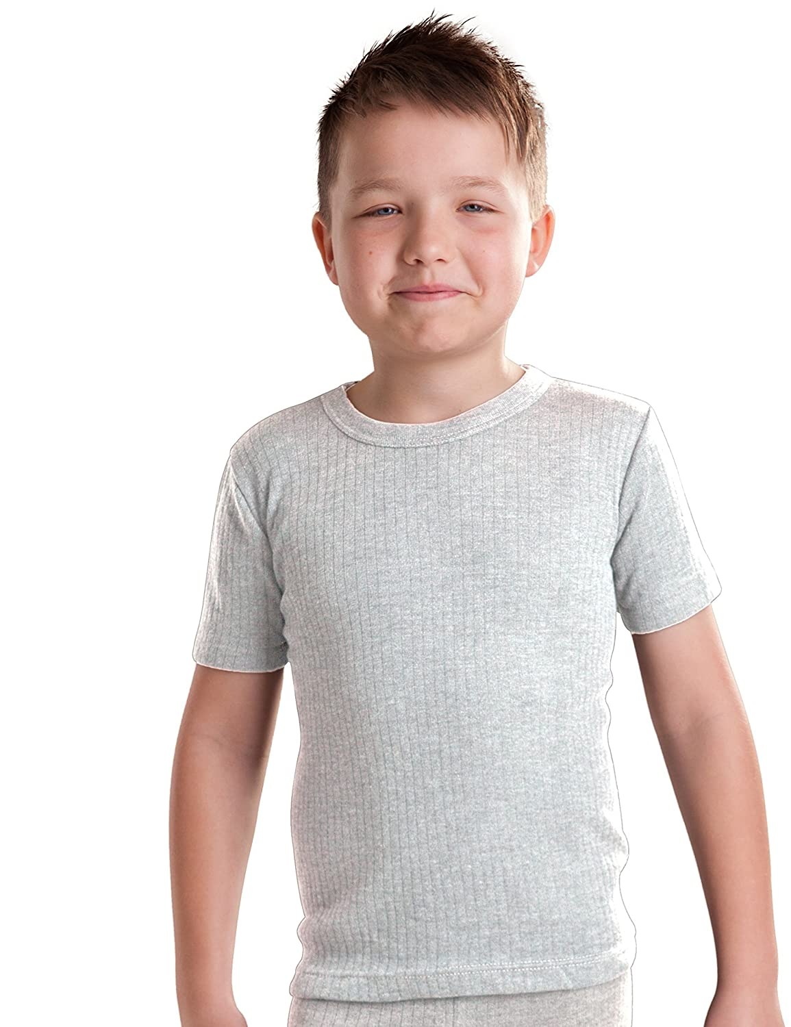 Octave British Made Boys Thermal T-Shirt (Extra Warm)