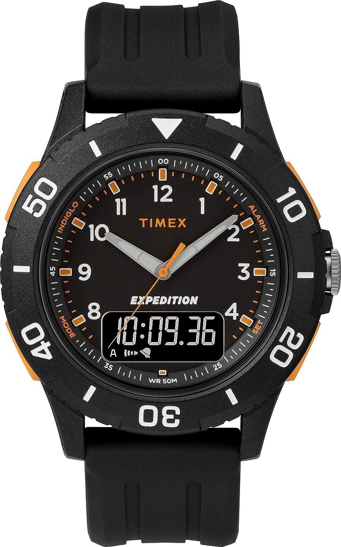 Timex Expedition Katmai Combo Reloj de 40 mm para Hombre