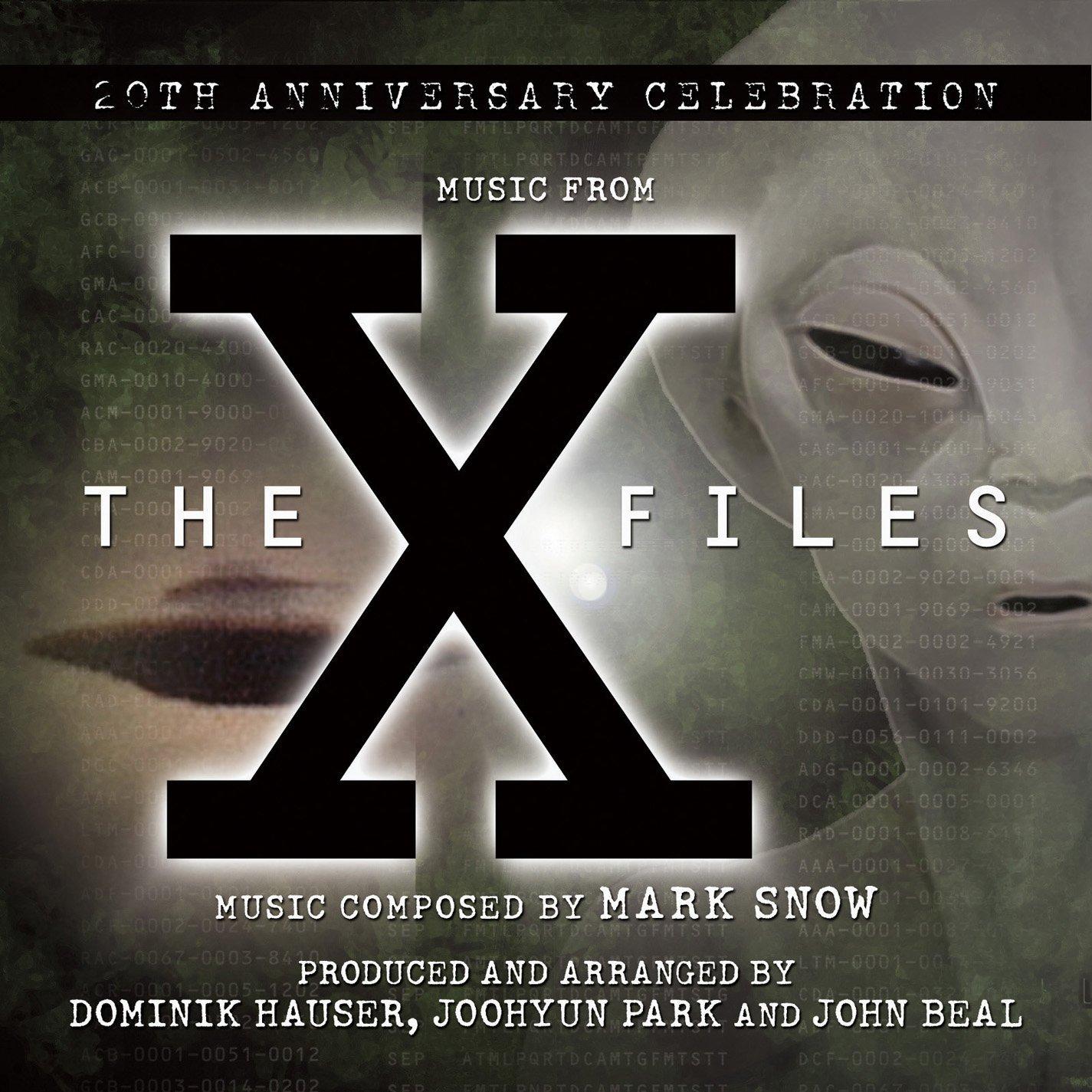 CD : John Beal - X-files: A 20th Anniversary Celebration (CD)