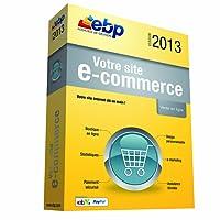 EBP Votre Site @-commerce 2013