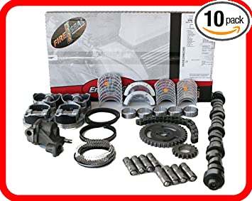 Chevy GMC 2.2 2.2L Engine Rering Kit Rings+Bearings+Gaskets 1994 1995 1996 1997