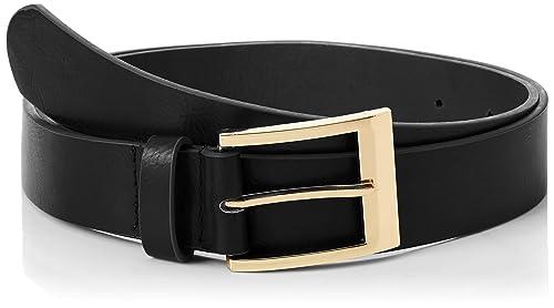 New Look Simple Pu, Cinturón para Mujer