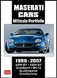 Maserati Cars Ultimate Portfolio 1999-2007: 3200 GT 4200 GT Gransport MC12 Quattroporte GranTurismo