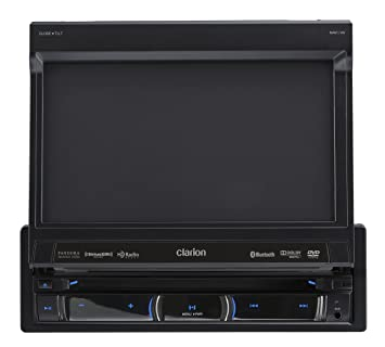 81ZMnqCLW8L._SX355_ amazon com clarion nz503 dvd multimedia receiver with built in clarion vrx775vd wiring diagram at soozxer.org