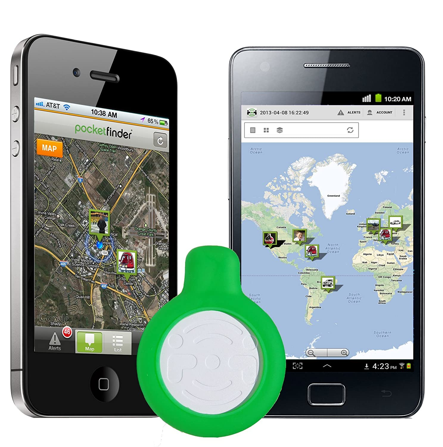 PocketFinder GPS tracker