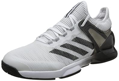 the latest a2e50 d0678 adidas Herren Adizero Ubersonic 2 Tennisschuhe, Weiß (FtwblaNegbas   Gridos 000)