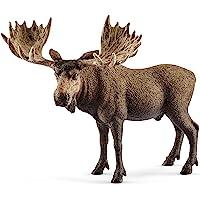 Schleich SC14781 Moose Bull Figurine