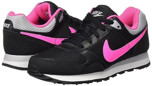 pretty nice 42d9a cb5c7 Nike MD Runner GG, Chaussures de Running Fille, 36 1/2 EU: Amazon.fr:  Chaussures et Sacs