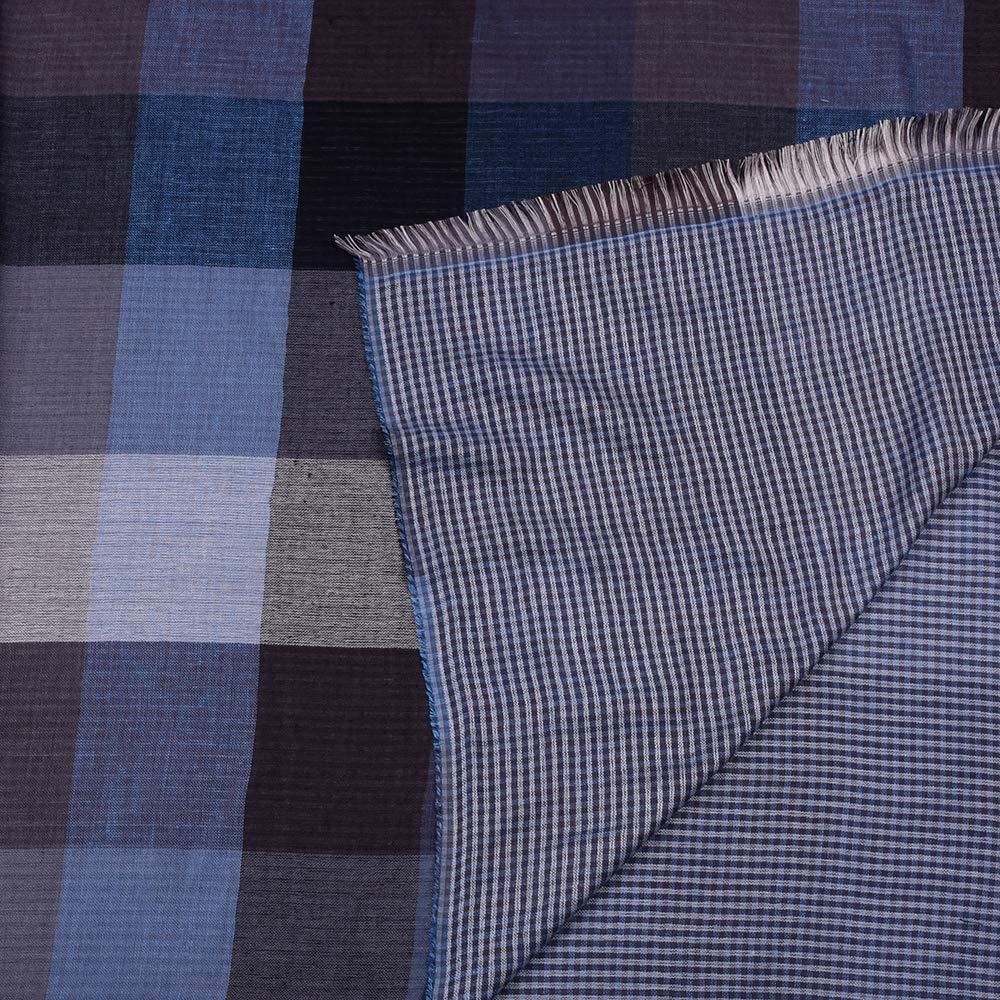 tinta unita colore: Nero Scaldacollo in 100/% cotone Fashional Max