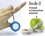 [3 Pack] Snik-S 60-Inch/150cm Push Button Soft