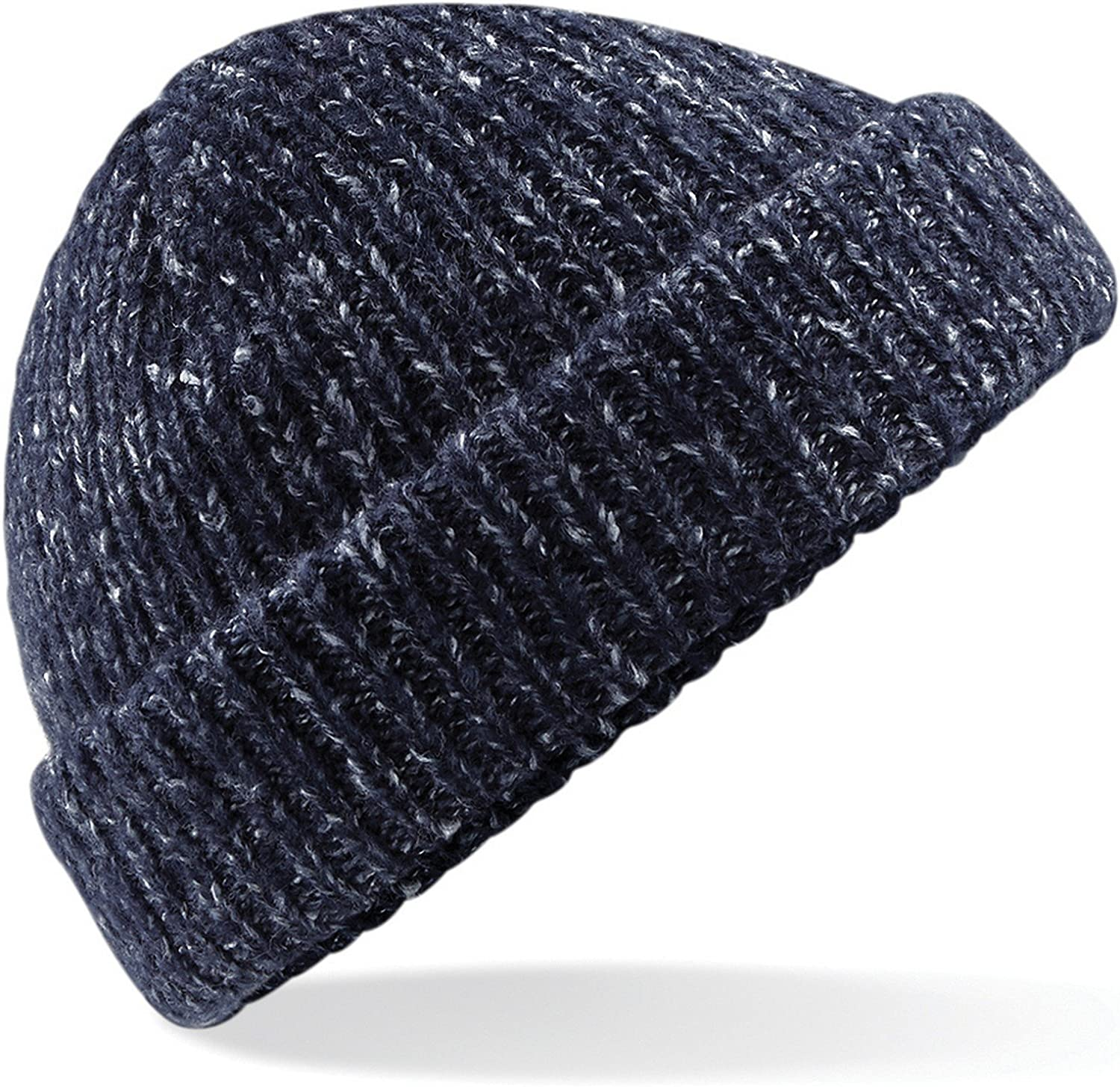 Beechfield Unisex Adults Glencoe Knitted Winter Beanie Hat
