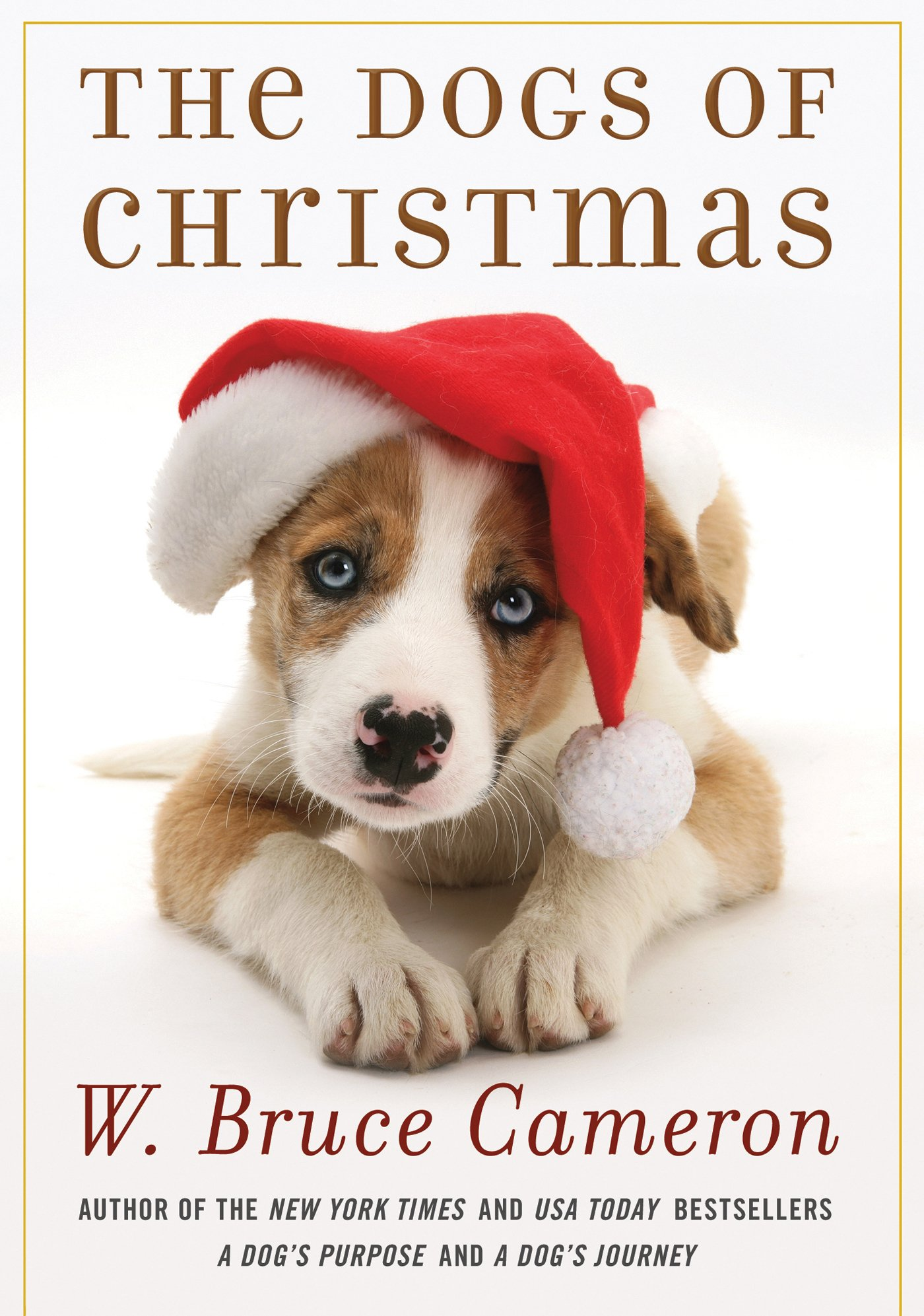 amazon com the dogs of christmas a novel 9780765330550 w bruce