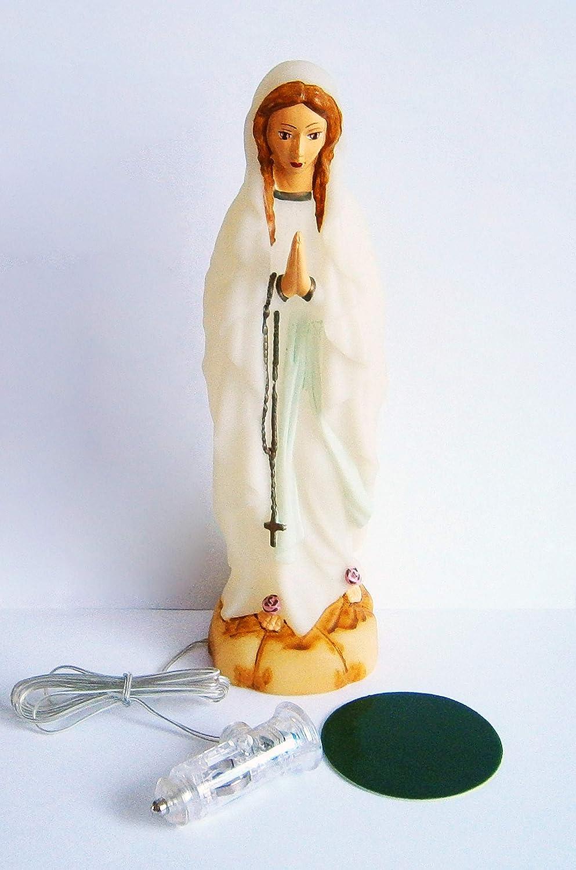 Jungfrau Maria Deko Figur 24V Innenleuchte LKW Leuchte Beleuchtung Adapter 40
