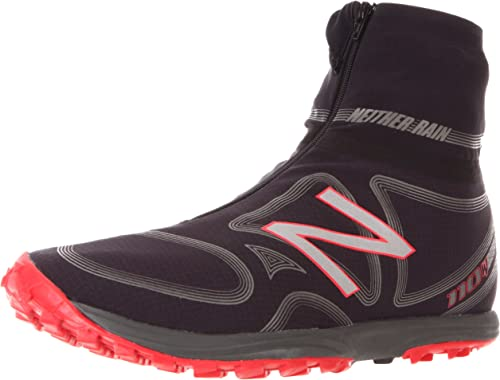 ganador estudiante universitario Nabo  New Balance Men's MT110 Trail Running Shoe,Black/Red,11.5 D US: Amazon.ca:  Shoes & Handbags