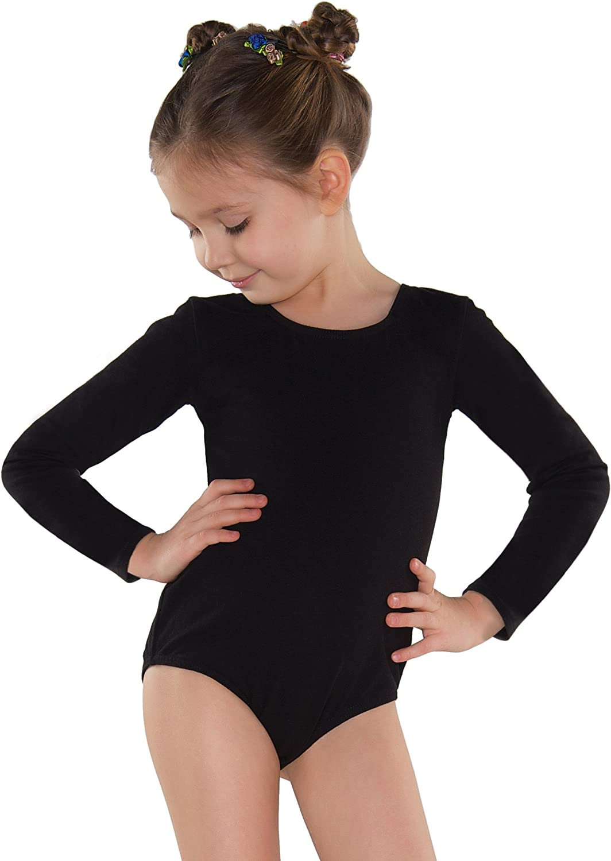 Shepa Combinaison justaucorps de ballet pour jeune fille