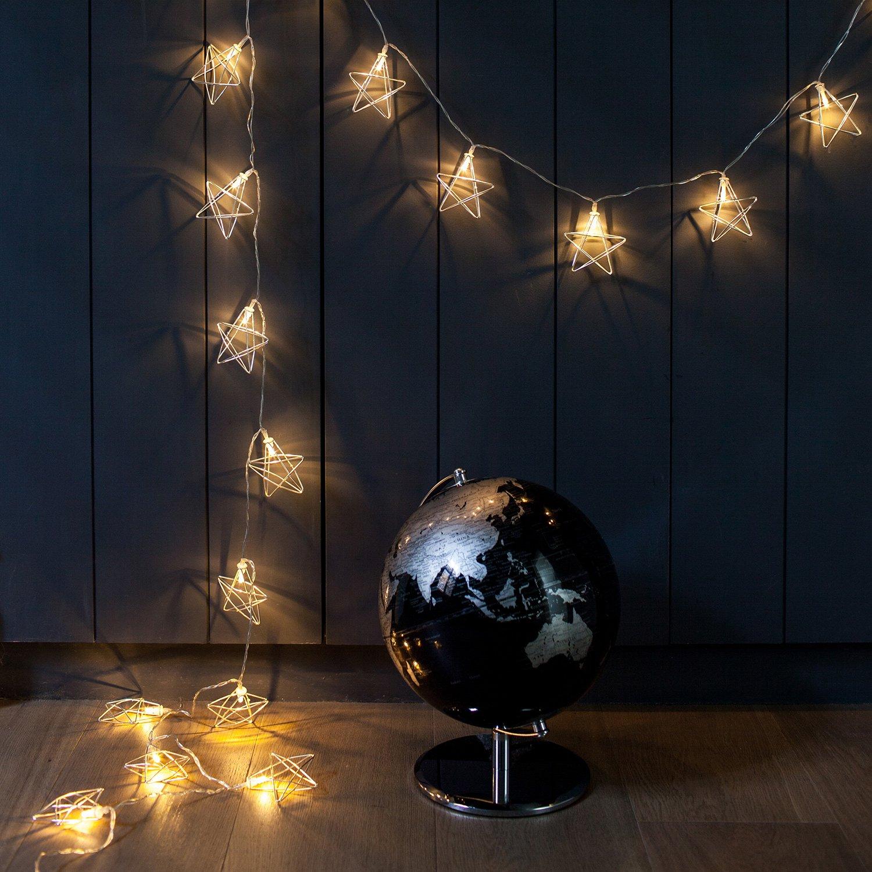 Groß Weihnachtsfunkeln Beleuchtet Weißen Draht Fotos - Elektrische ...