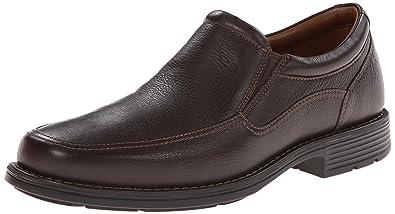Rockport Men's Day Trading Moc Slip-On Loafer-Dark Brown-11.5 M