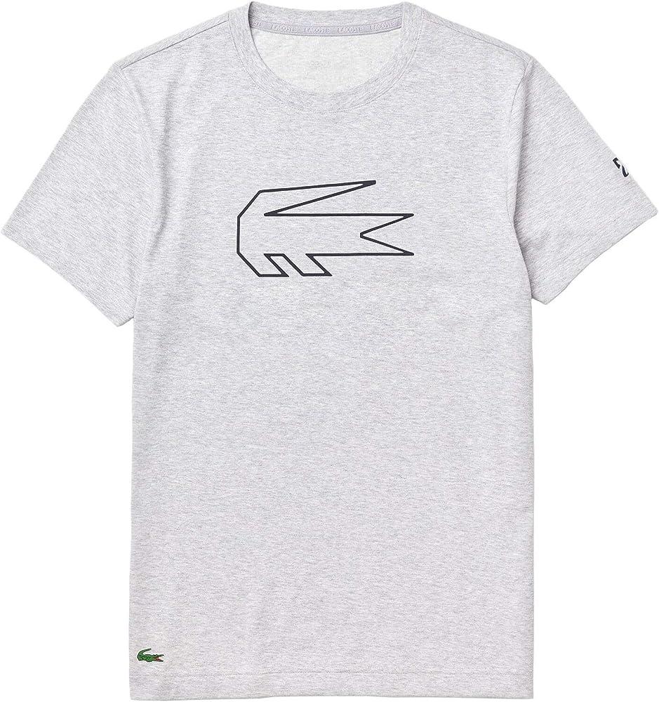 Lacoste Sport - Camiseta Hombre: Amazon.es: Ropa y accesorios