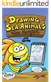 Drawing Sea Animals With Numbers (English Edition)