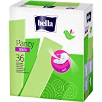 Bella India Mini Classic Panty Liners - 36 Pieces