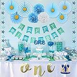 Amazon.com: KREATWOW - Figura decorativa de primera fiesta ...