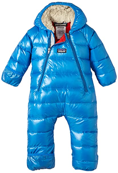 3a49aaa16 Patagonia Baby Hi-Loft Down Sweater Bunting, ANDB-(Andes Blue), 3M:  Amazon.ca: Clothing & Accessories