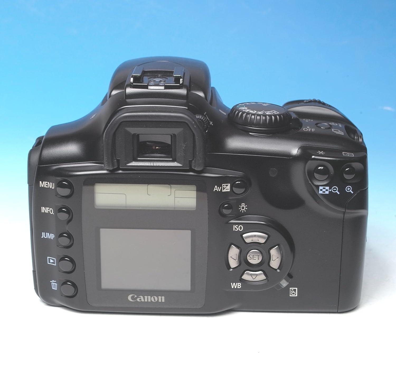 amazon com canon eos digital rebel ds6041 300d dslr camera rh amazon com